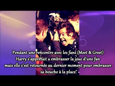 One Direction - French Facts / Facts Français 2013 [PARTIE 1]
