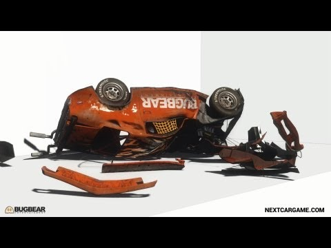 Behind the scenes of Next Car Game: Car damage fun!