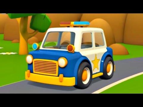 Eğitici çizgi film – Meraklı kamyon Leonun kurtarma ekibi – Türkçe izle
