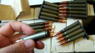 8mm Mauser Romanian Milsurp Ammo