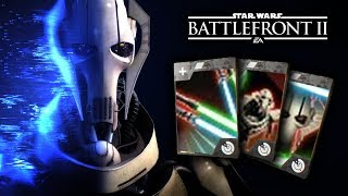 General Grievous Abilities: How They Could Work in Star Wars Battlefront 2!