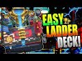 EASY TROPHY PUSHING!! BEST 'NO LEGENDARY' DECK [2018]! Clash Royale Best Deck Arena 10, 11, 12