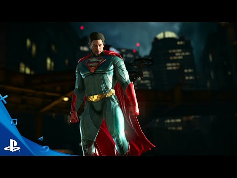 Injustice 2 – Official Gameplay Reveal Trailer