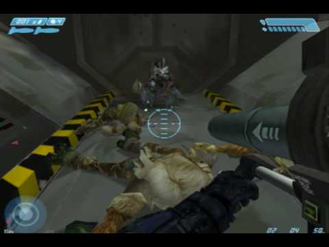 Halo Combat Evolved Thirsty Grunt Easter Egg