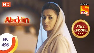 Aladdin - Ep 496 - Full Episode - 22nd October 2020