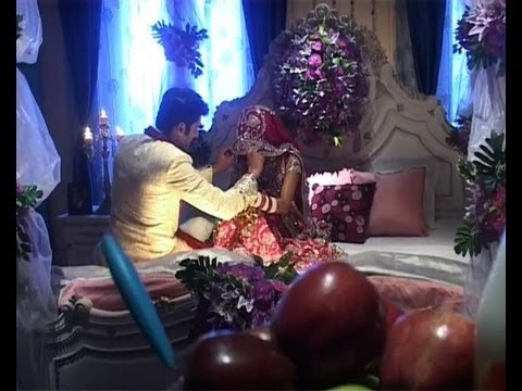 Bani Parmeet First Night-suhagraat Scene On Bani Ishq Da Kalma-colors Tv Serial Upcoming Episode video