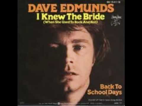 Dave Edmunds - I Knew The Bride