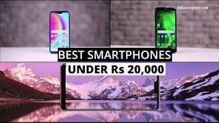 Moto G6   Huawei P20 Lite Best smartphones under Rs 20,000   July 2018