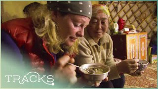 Kate Humble: Living with Nomads (Mongolia - Full Documentary) | TRACKS
