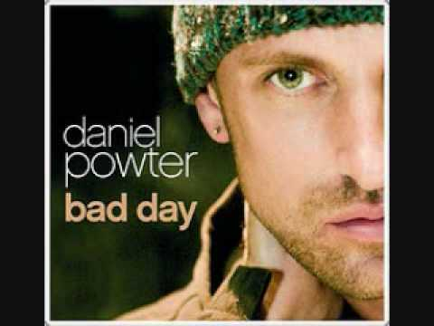 Daniel Powter ~ Bad Day [[Lyrics]] Music Videos