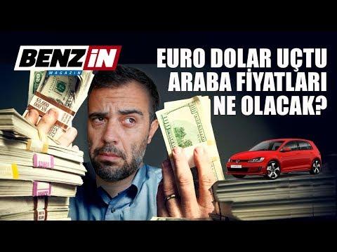 Dolar Euro uçtu, araba fiyatları ne olacak? | Krizi fırsata çevirmek