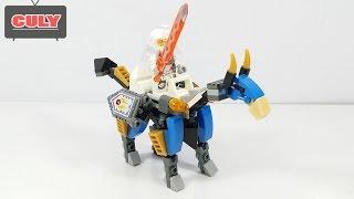 Lego Hiệp sĩ Nexo Knights cưỡi ngựa đánh kiếm đồ chơi trẻ em   brick toy for kids