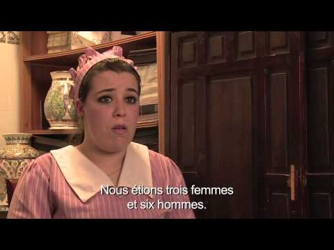 50 Ans 50 Femmes, Imen Benkessirat, Femme De Chambre à Alger, Portrait N°42 video
