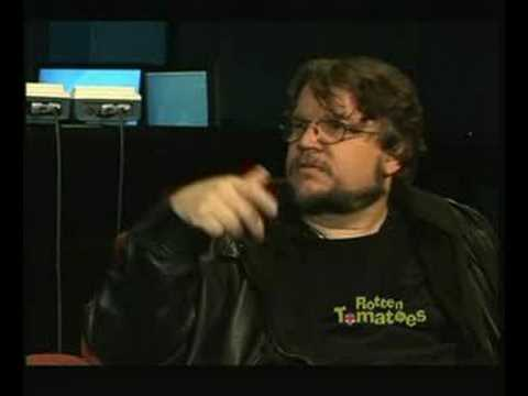 Guillermo del Toro: RT s Dinner & the Movies Interview Pt 12
