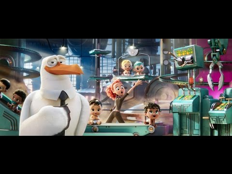 Storks official announcement hd