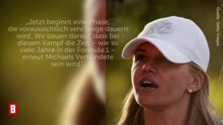 Corinna Schumacher - Michael wird geehrt – aber sie wird fehlen  - BUNTE TV