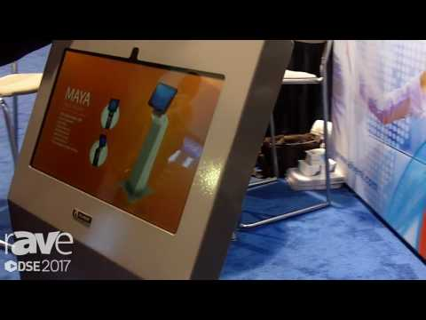 DSE 2017: Alveni Highlights CHAC-i Interactive Kiosk
