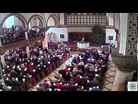 Worship Service - 121513 AM: Christmas Canticles: Magnificat...