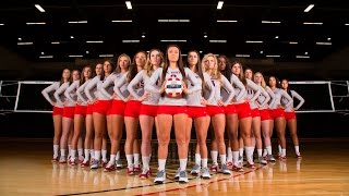 2015 LCSC Volleyball Highlight Video