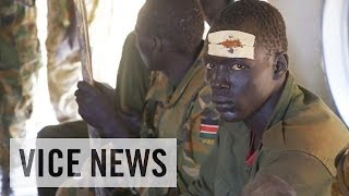 UNICEF: Some 200 child soldiers freed in South Sudan