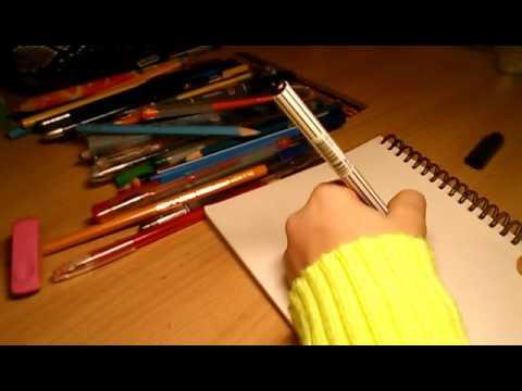 Видео как нарисовать клубок