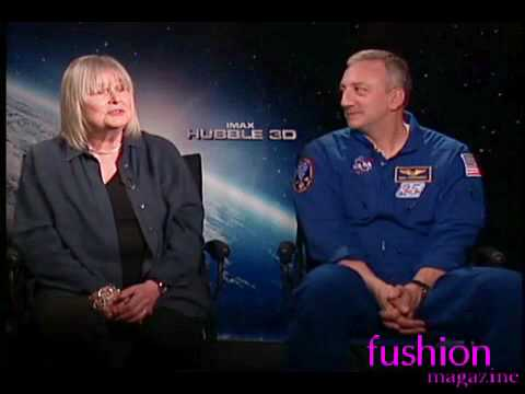 Hubble 3D movie interview with Astro Mike