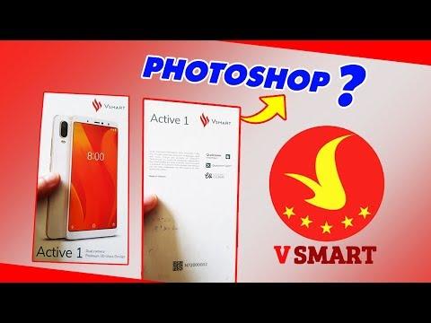 Hình Ảnh Điện Thoại VSmart Của Vingroup Lan Truyền Trên Mạng Có Thể Chỉ Là Sản Phẩm Photoshop?