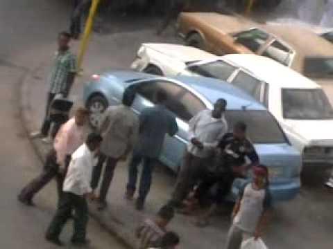 Thieves doing pick pocketing in busy areas of riyadh batha saudi arabia,