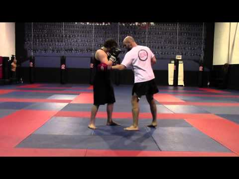 Tutorial on Muay Thai and Boxing Sparring (series 6) Image 1