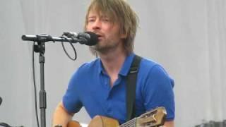 Watch Thom Yorke The Present Tense video