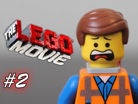 LEGO Movie Videogame - Part 2 - COLORS! (HD Gameplay Walkthrough)
