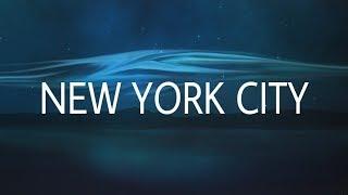 Owl City - New York City (Lyrics)