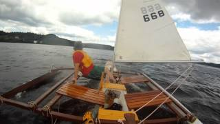 Hell or High Water - Sailing in Strong Winds; July 8th 2012