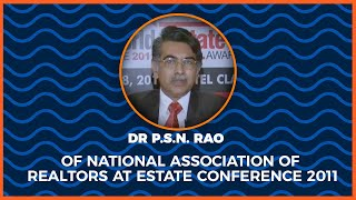 Dr P S N  Rao of National Association of