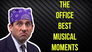 The Office US - Best Musical Moments - All Seasons