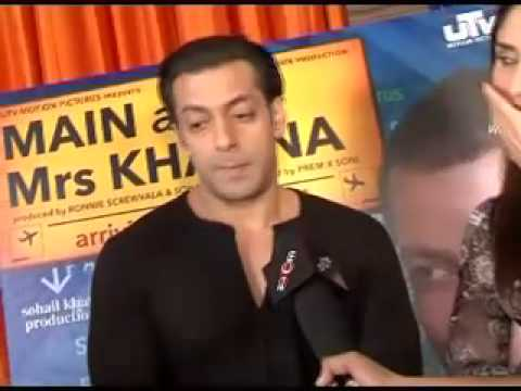Shah Rukh Khan And Salman Khans Short Term Memory Loss! video