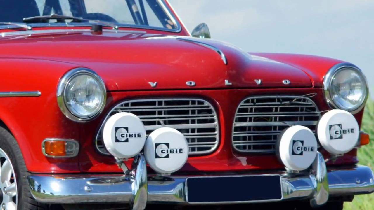 Volvo Amazon Rally Car For Sale