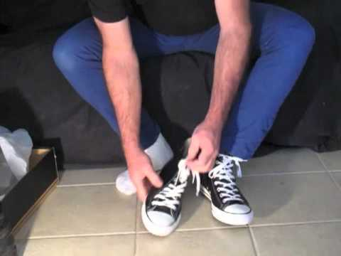 78420afd2532 How to wear high top converse guys