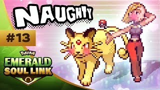 Pokemon Emerald Soul Link - EP13   THIRD TIME'S A CHARM!