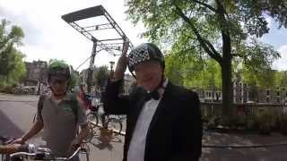 Electric bikes  vs Amsterdam vs Axis of Epic