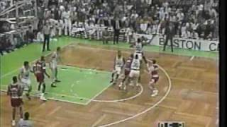 Jordan vs Bird 1991
