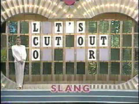 Crack Head Goes Nuts On Wheel of Fortune Music Videos