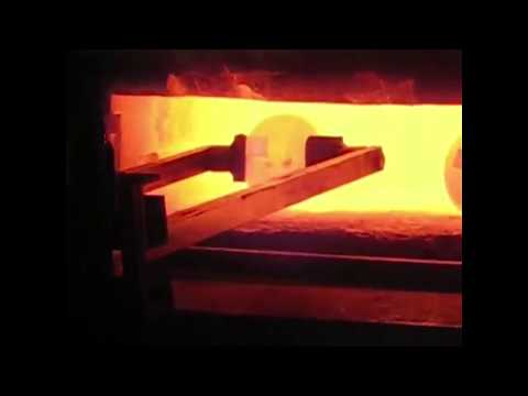 HYPNOTIC Video Extreme Forging Casting Factory Steel Pneumatic Hammer Mega Machine Steelworks