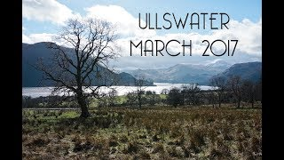 Lake District - Ullswater - Large Format Photography