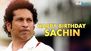 Happy Birthday, Sachin Tendulkar