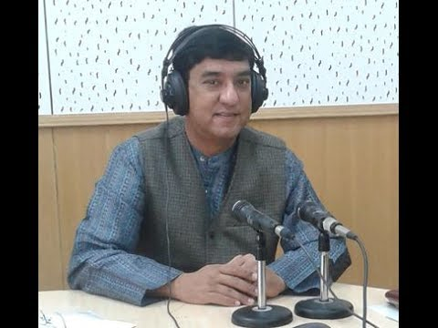 Aubrey Aloysius' Talk Show on All India Radio FM Rainbow on Children's Day 14Nov2013 : New Delhi