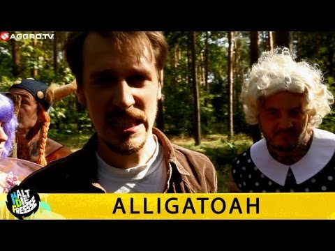 HALT DIE FRESSE - 05 - ALLIGATOAH NR 297 (OFFICIAL HD VERSION AGGROTV)