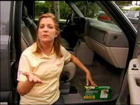 How to change the cabin air filter in your car.