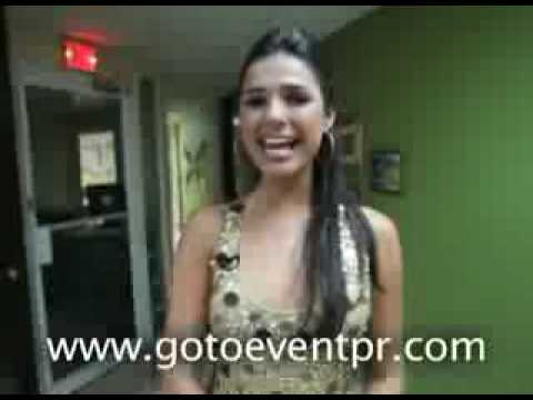 Ana Carolina da Fonseca Promo (GoToEventPR.com #3) Video