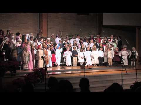 Eastbrook Academy K4 & K5 2011 Christmas Program